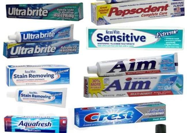 Зубні пасти - критерії вибору