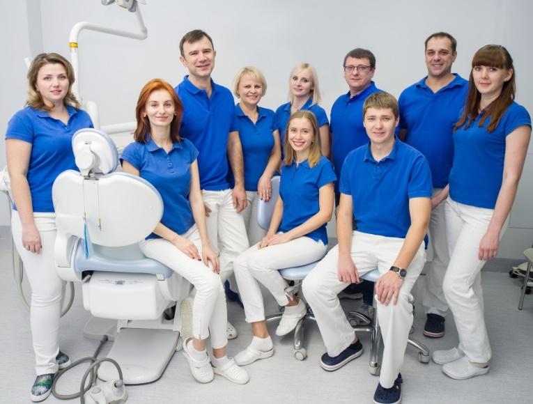 Комплексне стоматологічне лікування - співпраця ортодонта, терапевта, ортопеда, хірурга, гігієніста
