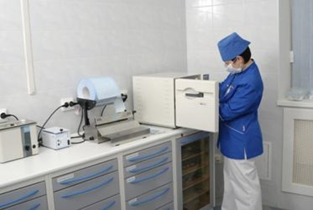 Сучасні методи стерилізації в стоматології