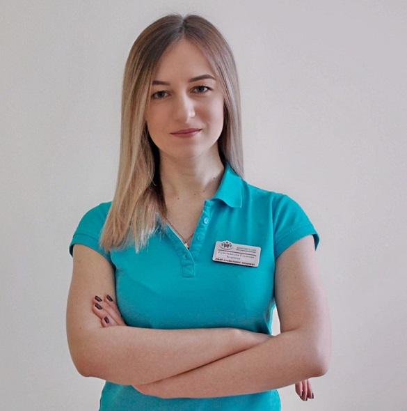 Гульчевська Соломія Ігорівна